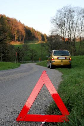 Zepsuty samochód - to nie powód do paniki